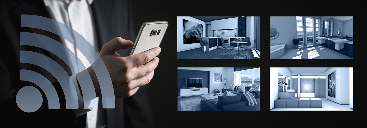 smart security home