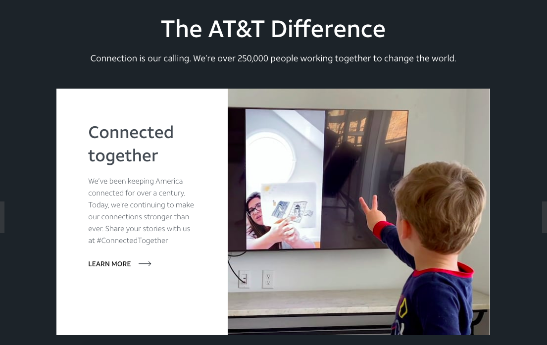 AT&T Difference