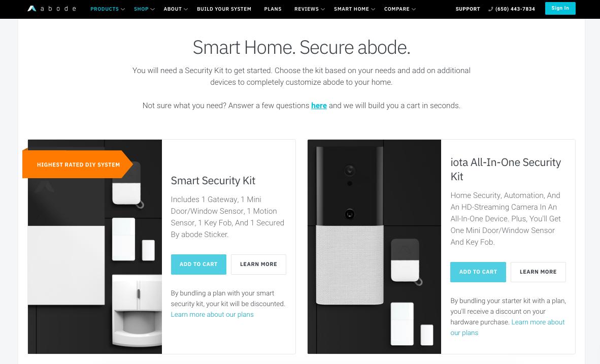 abode Smart Home