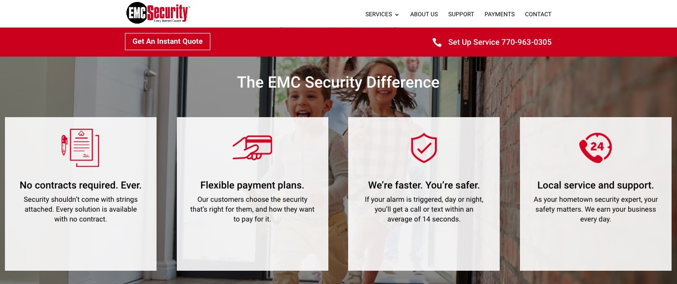 emc security difference